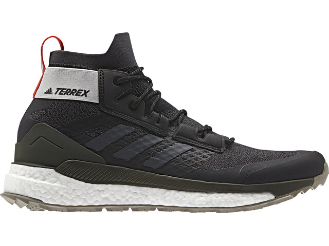 adidas TERREX Free Hiker Vaelluskengät Miehet, core black/gresix/ngtcar